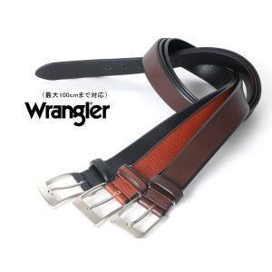 ベルト/メンズ/ベルト/本革/牛革/ブランド/Wrangler/ラングラー|marukawa7