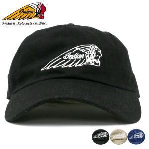 キャップ メンズ キャップ レディース ローキャップ 帽子 カジュアル CAP 日よけ Indian Motocycle インディアンモトサイクル|marukawa7