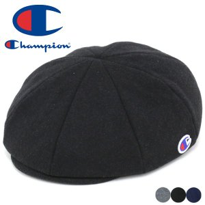 帽子 メンズ 帽子 レディース 男女兼用 ハンチング おしゃれ カジュアル シンプル ウール ギフト Champion チャンピオン|marukawa7