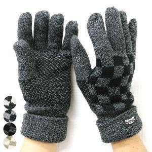 手袋/メンズ/手袋/レディース/ニット/防寒/グローブ marukawa7
