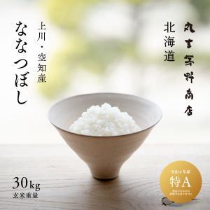米 30kg お米 北海道ななつぼし もせうし産 30kg ...