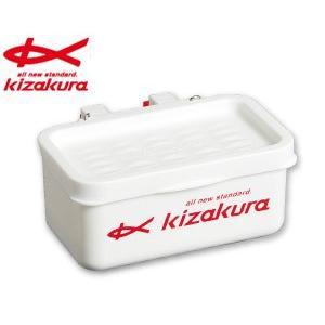 キザクラ エサBOX ホワイト|marukin-net