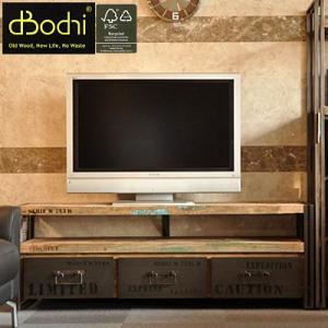 フェルム テレビ台 テレビボード 160 42型 46型 52型 古材 アイアン ディボディ ディーボディ 送料無料|marukinkagu