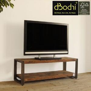 フェルム テレビ台 テレビボード 120 37型 42型 古材 アイアン ディボディ ディーボディ  送料無料|marukinkagu