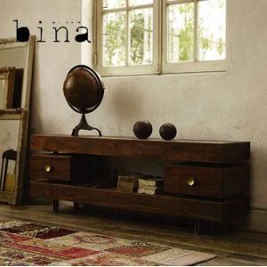 ディロン テレビ台 テレビボード 160 42型 46型 52型 古材 アイアン 配送設置 送料無料 10倍|marukinkagu