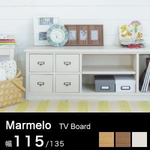 マルメロ テレビボード テレビ台 幅115 32型 37型 送料無料|marukinkagu