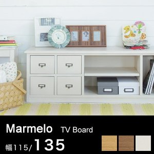 マルメロ テレビボード テレビ台 幅135 42型 46型 52型 送料無料 marukinkagu