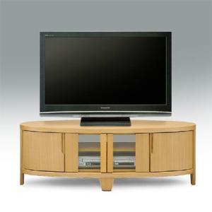 ピークス コーナーテレビボード テレビ台 ロータイプ 幅125 32型 42型 配送設置便|marukinkagu