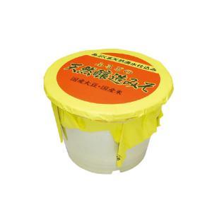 調味料 味噌 米味噌 米みそ 麹 大豆 ふるどの 天然醸造 みそ 5kgポリ樽詰 ふくしまプライド。|marumanjouzou