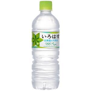 い・ろ・は・す 北海道の天然水 555mlPET×24本 marumanma
