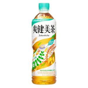 爽健美茶 600mlPET×24本 marumanma