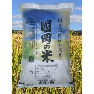 ななつぼし 北海道産 5kg 国岡米 蘭越産 献上米 産地直送 30年度 5kg