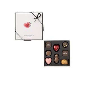 ピエールマルコリーニ チョコレート レ バレンタイン セレクション 8個入 バレンタイン ホワイトデ...