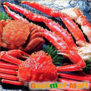 海鮮ギフトセット(K-04)三大がにセット タラバガニ・毛ガニ・ズワイガニ|marumasa-hokkaido