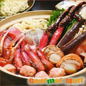 贈り物 ギフト 海鮮ギフトセット(N-04)海鮮寄せ鍋セット|marumasa-hokkaido