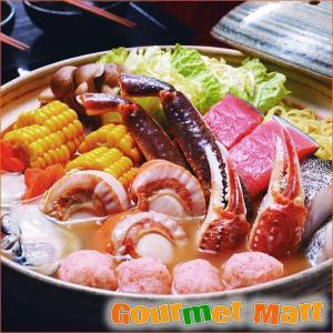 贈り物 ギフト 海鮮ギフトセット(N-01)海鮮味噌バター鍋セット ズワイガニ カニポーション|marumasa-hokkaido