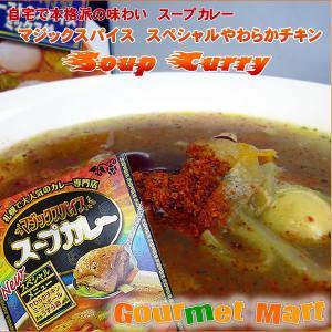 北海道 札幌スープカレー マジックスパイス スペシャルやわらかチキン 北海道土産 marumasa-hokkaido