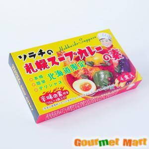 北海道限定 ソラチの札幌スープカレーの素 marumasa-hokkaido