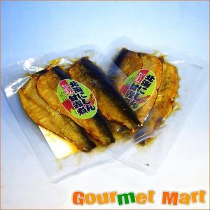DM便限定/送料込 北海にしん甘露煮 にしんそば用2個セット|marumasa-hokkaido