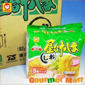 マルちゃん 屋台十八番 しお味 30食セット|marumasa-hokkaido