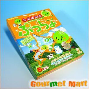 ぷっちょ 夕張メロン味|marumasa-hokkaido