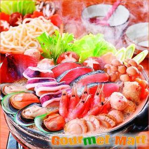 贈り物 ギフト 海鮮ギフトセット(N-02)石狩鍋セット|marumasa-hokkaido