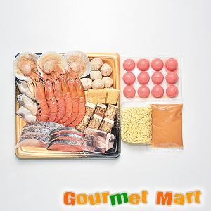 贈り物 ギフト 海鮮ギフトセット(N-06)海鮮坦々鍋セット|marumasa-hokkaido