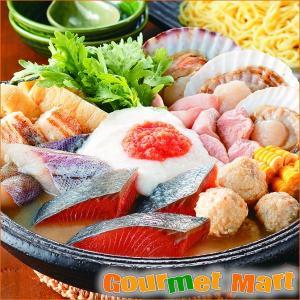 贈り物 ギフト 海鮮ギフトセット(N-05)雪見鍋セット|marumasa-hokkaido