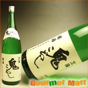 贈り物 ギフト 日本酒 国稀 清酒 北海鬼ころし 1,800ml|marumasa-hokkaido