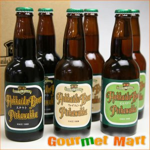 北海道ビール 千歳地ビール ピリカワッカ 12本セット|marumasa-hokkaido