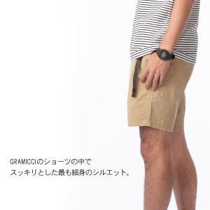 GRAMICCI グラミチ ニューナローショーツ NN-SHORTS 1245-NOJ-MG 1000748 メンズ ユニセックス ボトム アウトドア クライミング ハーフパンツ ショートパンツ|marumiya-world|16