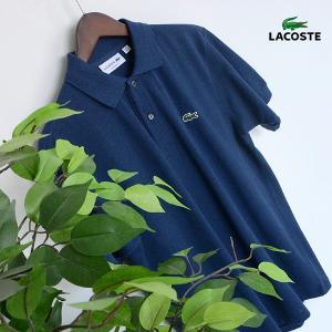 LACOSTE ラコステ 半袖ポロシャツ L1264A-MG メンズ トップス 半そで ワンポイント 1000826|marumiya-world