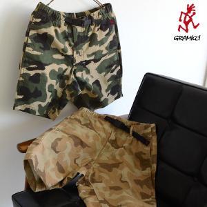 GRAMICCI グラミチ カモ柄ジップショーツ GMP-17S003-MG メンズ ボトムス ズボン ずぼん パンツ 1000832 marumiya-world