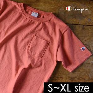 メール便可 チャンピオン T1011 POCKET US T-SHIRT C5-M304-LMXL メンズ トップス Tシャツ 半袖 ポケT 半袖 無地 Champion 1000858|marumiya-world