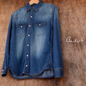 Basket ウエスタンシャツ BS018 2001381|marumiya-world