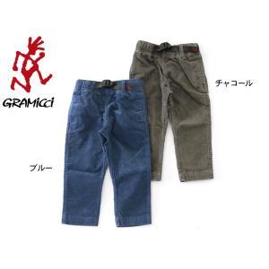 GRAMICCI KIDS CORDUROY NARROW PANTS ,GKP-15F002-MG,4013190|marumiya-world