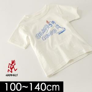 グラミチ KIDS CLIMBING TEE GKT-18S207-14M キッズ ベビー トップス 半袖 プリント Tシャツ 子供服 GRAMICCI 4018895|marumiya-world