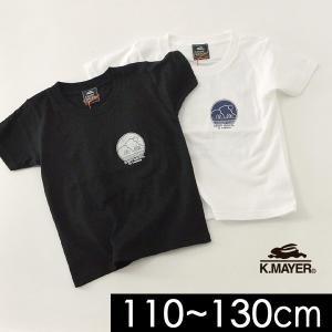 メール便可 クリフメイヤー ブランドロゴTEE(CAMP)[110-130cm] 1819908K-...