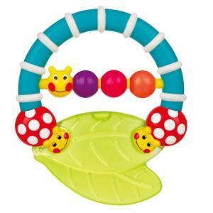 Sassy サッシー キャタピラー・ティーザー ベビー 玩具 おもちゃ オモチャ 出産祝い ギフト SA00634|marumiya-world