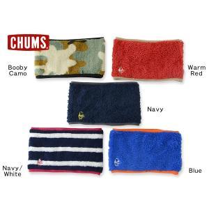 CHUMS チャムス Fleece Elmo Neck Warmer III CH09-0659  マフラー ネックウォーマー フリース 7006018 メンズ レディース ジュニア 防寒