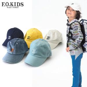 F.O.KIDS エフオーキッズ newベースボールキャップ R168017-MG ベビー キッズ 帽子 ぼうし CAP 日よけ アウトドア 子供 子ども 7007497