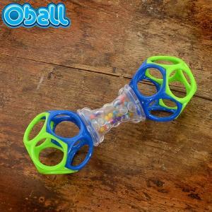 オーボール Oball SHAKER/オーボールシェイカー OB81107-MG 7007831 ベビー おもちゃ 0歳 1歳 2歳 ガラガラ Oball