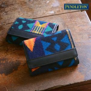 ペンドルトン トライフォールドワレットGE233 19801250-MG レディース メンズ サイフ 財布 ウォレット 折りたたみ 三つ折り PENDLETON 7008007|marumiya-world
