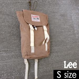 リー BACK PACK LA0229_1-MG キッズ リュック バックパック バッグ バック 鞄 シンプル アウトドア Lee 7008050|marumiya-world