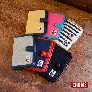 メール便可 チャムス NOTEBOOK STYLE MOBILE CASE SWEAT CH60-2361-FM スマホケース iPhone6 6S 7 7s 手帳型 CHUMS 7008367|marumiya-world