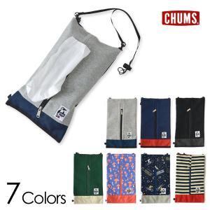 メール便可 チャムス CH60-2693-FM Box Tissue Cover Sweat Nylone レディース メンズ ボックスティッシュカバー スウェット ナイロン ケース CHUMS 7008953|marumiya-world