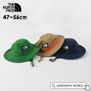 ノースフェイス NNJ01903-MG kids Horizon Hat キッズ ベビー 帽子 ボウシ ぼうし ハット キッズ ホライゾンハット 無地 子供服 THE NORTH FACE 7009083|marumiya-world