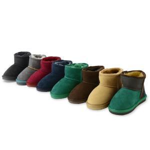 アンパサンド ボアショートブーツ L448017_L448027-Y2[13.0-21.0cm] キッズ ベビー ショートボア 靴 カラー シンプル 男の子 女の子 流行 ampersand 8001641|marumiya-world|02