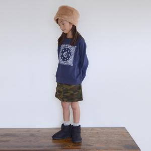 アンパサンド ボアショートブーツ L448017_L448027-Y2[13.0-21.0cm] キッズ ベビー ショートボア 靴 カラー シンプル 男の子 女の子 流行 ampersand 8001641|marumiya-world|08