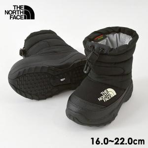 メール便不可 ノースフェイス NFJ51981-MG-B K Nuptse Bootie VI/ヌプシブーティー[16.0-22.0] キッズ ジュニア 靴 クツ くつ ブーツ THE NORTH FACE 8001735|marumiya-world